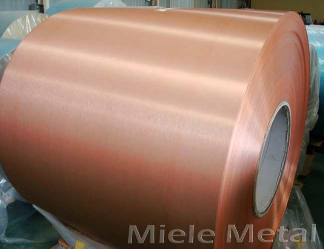 Cheapest price 6000 series color aluminum coil