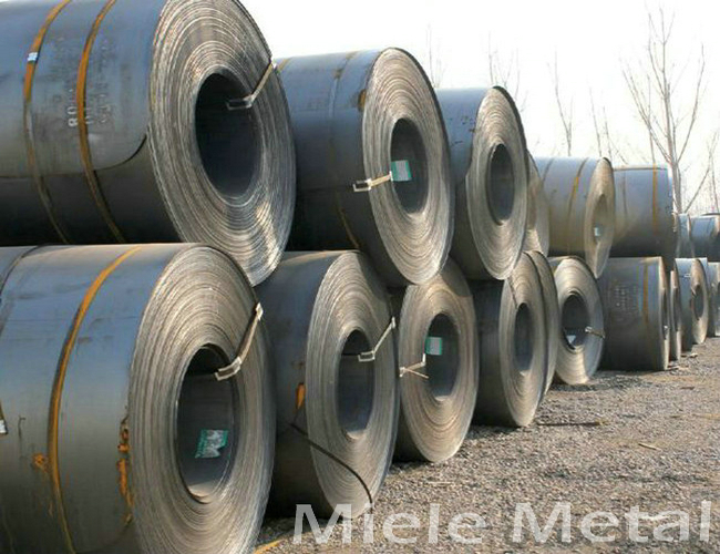 low carbon drawing steel coil