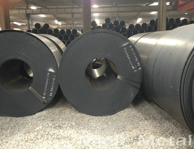 Cold Rolled Carbon Steel Strip Coil