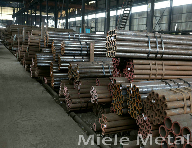 hot rolled Q275 mild steel seamless pipe