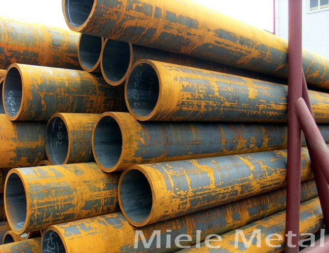 JIS STPG38 Carbon Seamless Steel Pipes