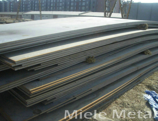 High strength A36 hot rolled plate