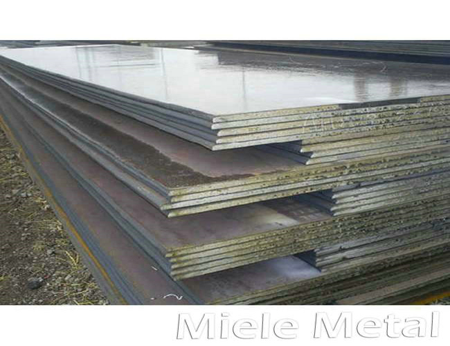 Q235 Q345 Cold Rolled Steel Plate