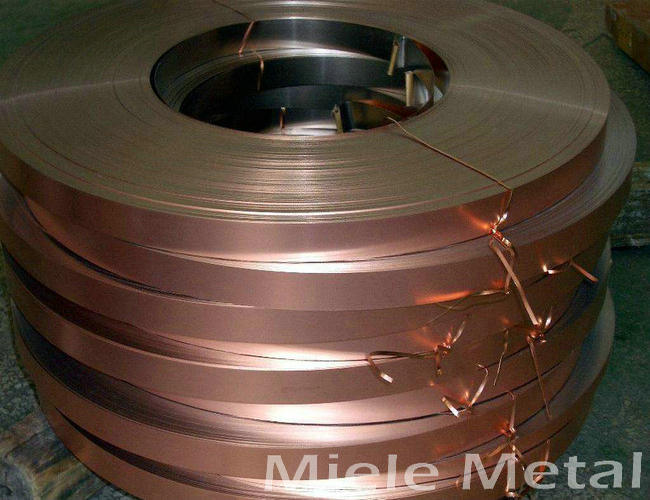 99.99 Percent C11000 Copper Coil