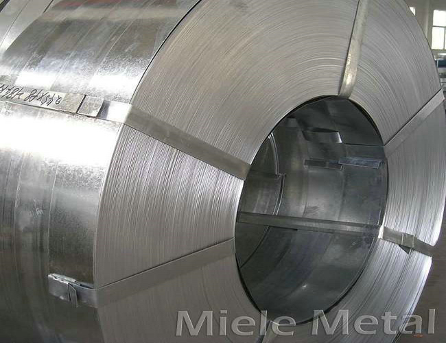 Q235 cold rolled galvanized steel coil