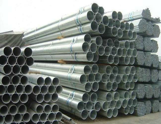 Hydraulic Galvanized Steel Pipe