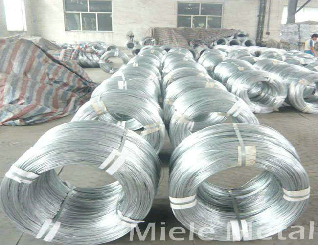 Galvanized wire with factory price