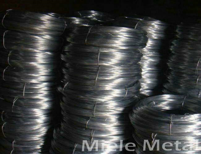 Direct factory selling galvanized wire