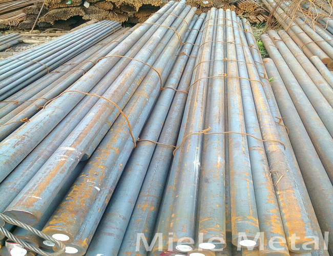 Q235 Q345 A36 Carbon Steel Round Bar