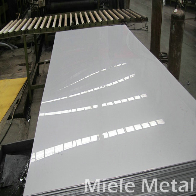 Stainless steel cold rolled sheet surface treatment