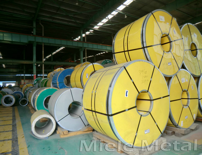 1.4301 Hot Rolled Stainless Steel Coil