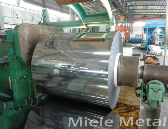 Cold Rolled Stainless Steel Coil 409L