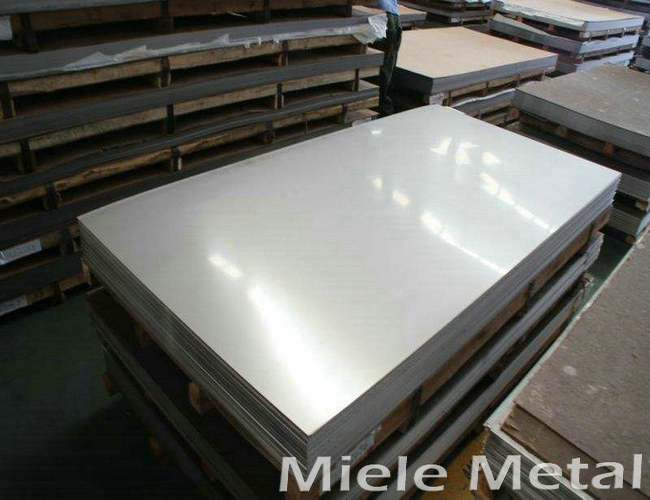 High Precision Stainless Steel Sheet