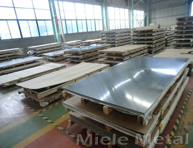 Hairline Astm a240 Stainless Steel Plate